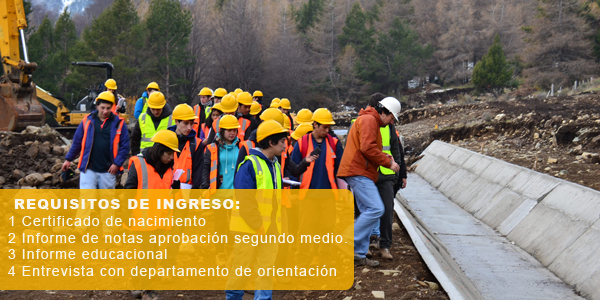 bnner requisitos obras